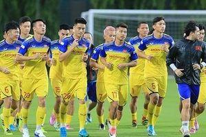Lộ diện cầu thủ sẽ thay thế Duy Mạnh ở trận gặp Thái Lan