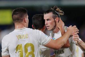 Bale ghi cú đúp và nhận thẻ đỏ, Real bị Villarreal chia điểm