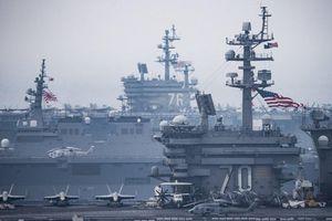 Báo Mỹ: Hải quân Mỹ chưa sẵn sàng cho đối đầu toàn cầu