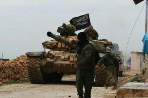 IS bất ngờ phục kích SAA ở Daraa, 1 binh sĩ thiệt mạng