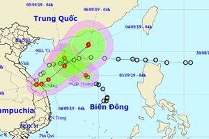 Lo ngại hiệu ứng Fujiwhara từ hai cơn áp thấp nhiệt đới