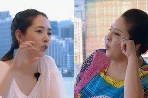 Bà Trần Lam tức giận vì Quách Bích Đình không muốn cưới Hướng Tả
