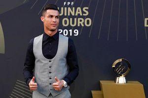 Ronaldo lập thành tích cá nhân chưa từng có trong lịch sử