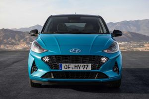 Hyundai i10 2020 lộ diện, nâng cấp thiết kế thể thao