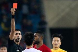 Trọng tài Qatar điều khiển trận Thái Lan gặp tuyển Việt Nam