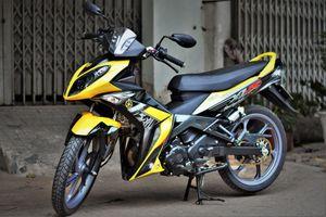 Chiêm ngưỡng Yamaha X1R 'thật' mang biển số 9999