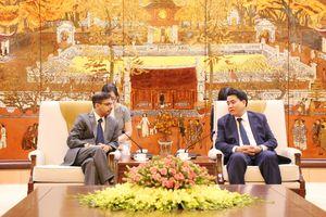 Hà Nội - New Delhi tập trung phát huy những tiềm năng hợp tác rộng mở