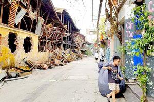 Sau vụ cháy Công ty Rạng Đông: Người dân vẫn lo ô nhiễm