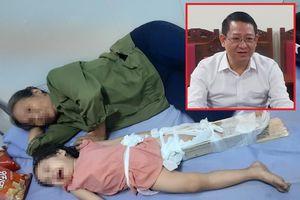 Hiệu trưởng trường Mầm non Tam Đồng bị tố thờ ơ: UBND huyện Mê Linh nói gì?