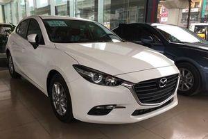 Bảng giá xe ô tô Mazda mới nhất tháng 9/2019: Mazda 2 sedan Premium niêm yết 564 triệu đồng