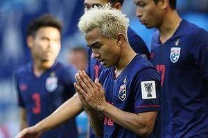 Chanathip Songkrasin có nguy cơ lỡ hẹn với trận gặp tuyển Việt Nam