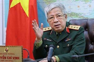 Thượng tướng Nguyễn Chí Vịnh dự Đối thoại Quốc phòng Seoul lần thứ 8