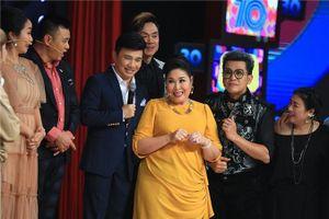 NSND Hồng Vân bật mí về 'mối tình kỳ lạ' với Quang Linh khi đã có hai con
