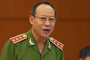 Thượng tướng Lê Quý Vương: Xuất hiện loại hình tội phạm mới