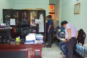 Lãnh đạo bệnh viện Thái Bình lên tiếng việc trộm đột nhập phòng làm việc