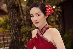 Ngỡ ngàng trước vẻ đẹp không tuổi của Hoa hậu Giáng My