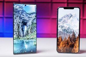 Note10+ so tốc độ iPhone XS Max, smartphone nào bị khuất phục?