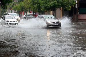 Cảnh báo ngập úng và sạt lở tại 7 huyện, thành thị ở Nghệ An