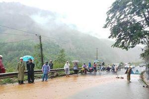 Huyện Hướng Hóa, Quảng Trị tan hoang do mưa lũ