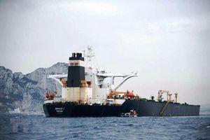 Tàu chở dầu Adrian Darya 1 tắt bộ phát đáp tín hiệu ngoài khơi Syria