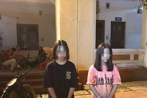 Xử lý hơn 20 học sinh đua xe ở Thái Nguyên