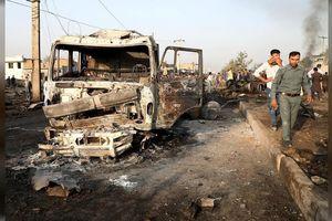 Taliban nhận trách nhiệm vụ đánh bom đẫm máu, giữa lúc thỏa thuận hòa bình đến gần