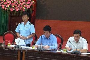 8 tháng 2019, Hải quan Hà Nội đã xử lý 623 vụ vi phạm