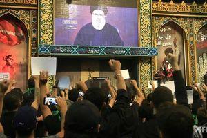 Hezbollah dọa 'tiến sâu' vào lãnh thổ Israel nếu lại bị tấn công
