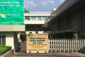 Kỷ luật nhiều lãnh đạo Tổng Công ty Nông nghiệp Sài Gòn