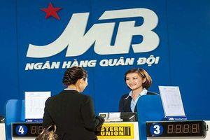 MBBank (MBB) sắp trả cổ tức bằng cổ phiếu, tỷ lệ 8%