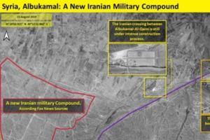 Iran bị cáo buộc xây dựng căn cứ quân sự khổng lồ ở Syria