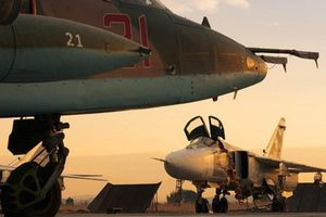 Căn cứ Nga ở Syria bị nhiều máy bay UAV tấn công