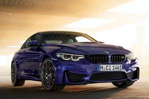 BMW giới thiệu M4 bản giới hạn 750 chiếc, tăng thêm 80 mã lực