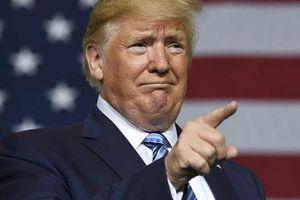 Ông Trump muốn tăng gấp đôi thuế trừng phạt đánh lên hàng Trung Quốc