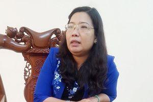 Xem xét 'trách nhiệm nêu gương' của bà Hồ Thị Cẩm Đào