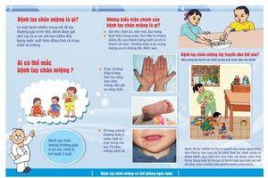 Phòng bệnh tay chân miệng mùa tựu trường