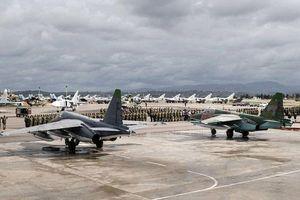 Syria: Căn cứ Hmeymim hoạt động bình thường sau khi bị phiến quân tấn công