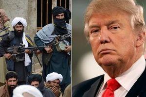 Để rút lính về nước, Mỹ chấp thuận điều kiện của Taliban?