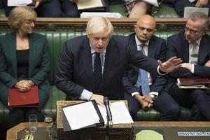 Thủ tướng Anh thất bại trong cuộc bỏ phiếu tại Hạ viện