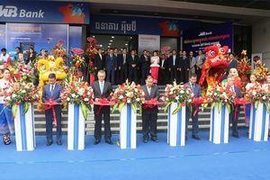 Ngân hàng Việt Nam mở rộng đầu tư tại Campuchia
