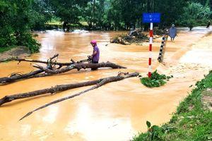 Hà Tĩnh: Tạm hoãn khai giảng năm học mới tại các địa bàn đang bị mưa lũ chia cắt