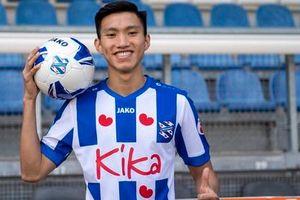 Đoàn Văn Hậu lọt top cầu thủ đắt giá nhất SC Heerenveen?