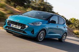 Hyundai i10 hoàn toàn mới sẽ về Việt Nam vào 2020?