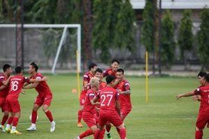 Đội tuyển Việt Nam tập gì chờ đấu Thái Lan?