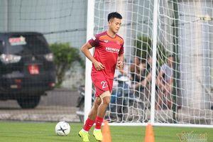 Thày Park loại Hà Minh Tuấn, chốt danh sách cho trận đấu với Thái Lan