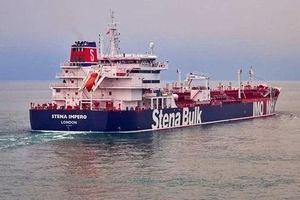 Iran phóng thích thủy thủ trên tàu chở dầu Anh