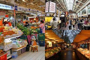 Ghé thăm những khu chợ thực phẩm hấp dẫn nhất thế giới để chuyến đi thêm phần màu sắc