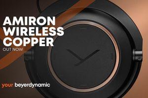Beyerdynamic Amiron Wireless Cooper cùng loạt tai nghe mới sẽ góp mặt tại triển lãm Rocky Mountain Audio Fest
