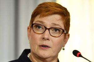 Ngoại trưởng Úc lên tiếng ủng hộ người biểu tình Hồng Kông