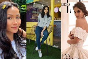 Bản tin Hoa hậu Hoàn vũ 4/9: Chẳng trang điểm đậm H'Hen Niê vẫn nổi bật nhờ 'hoa cài mái tóc'